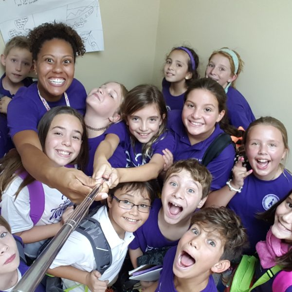 5th Classroom Selfie