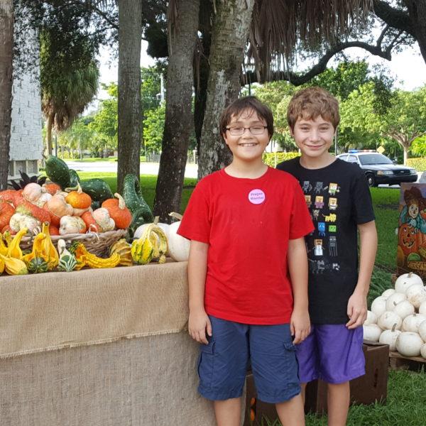 Pumpkin patch 5th grade