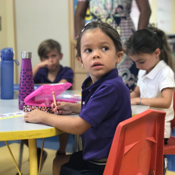 Kinder First Day Classroom10