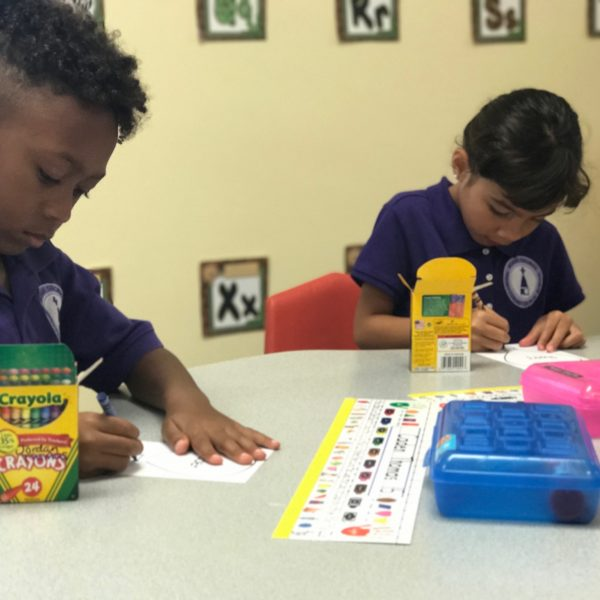 Kinder First Day Classroom41