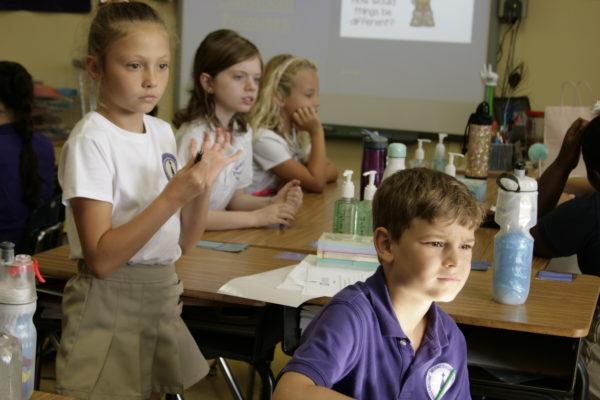 Third Grade First Day59
