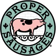 proper sausages